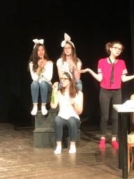 atelier theatre Lucie